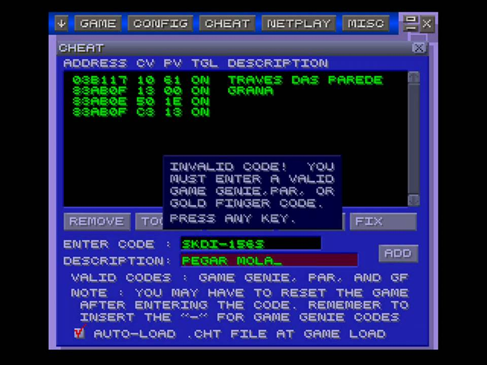 how to make your own game genie codes