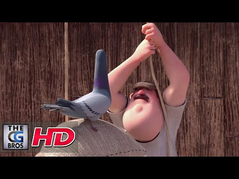 """CGI 3D Animated Short: """"Lest""""  - by Quentin Nory"""
