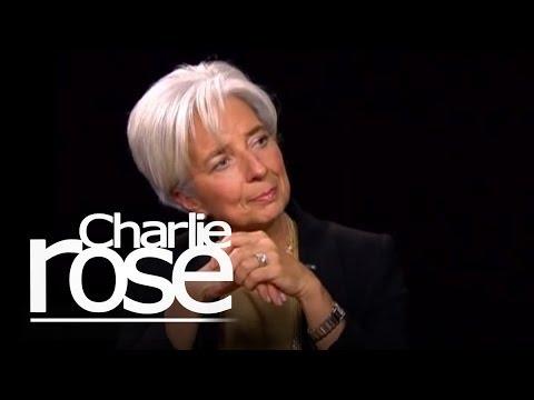 Christine Lagarde (03/08/12) | Charlie Rose