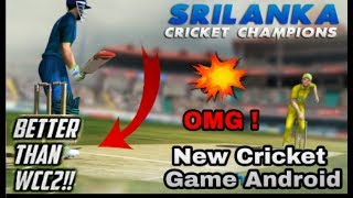 😱 OMG! NEW CRICKET GAME FOR ANDROID 2018 HIGH GRAPHICS || BETTER THEN WCC2 || WCC2 Ko Goli Maroo Yar