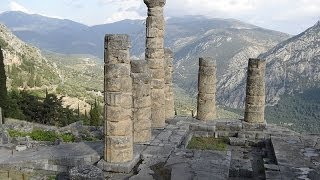 Ancient Greece Delphi & the Oracle of Apollo