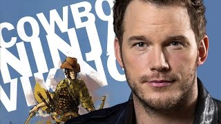 Chris Pratt Reportedly Cast In COWBOY NINJA VIKING – AMC Movie News