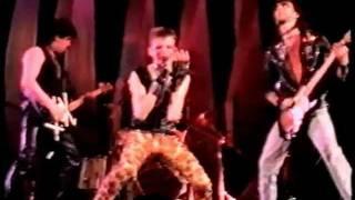 Штормовое Предупреждение 1988. Рок клуб.