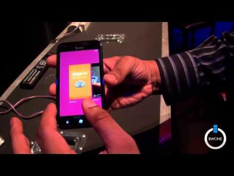 Samsung Focus S Hands-On Demo - BWOne.com