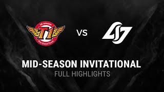 SKT vs CLG All Games Highlights Final MSI 2016 - Mid Season Invitational 2016 - SKTelecom T1 vs CLG