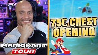 FÜR 75€ GOLDENE RÖHREN ÖFFNEN in Mario Kart Tour!💰 Flying Uwe Gaming