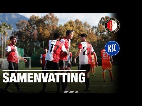 Highlights | Feyenoord - Karlsruher SC