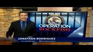 13 law enforcement officers arrested for drug trafficking