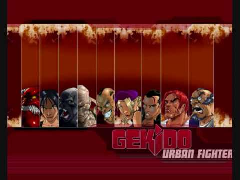 Gekido Urban Fighters - (Funk Soul Brother)