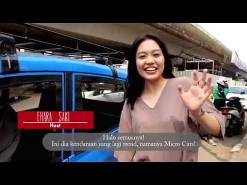 Wajah Baru Bemo Jakarta