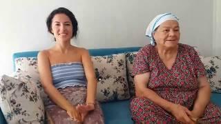 Canlı - Merve Akyıldız - Saniye Anne - Kırmızı biber temizlemesi