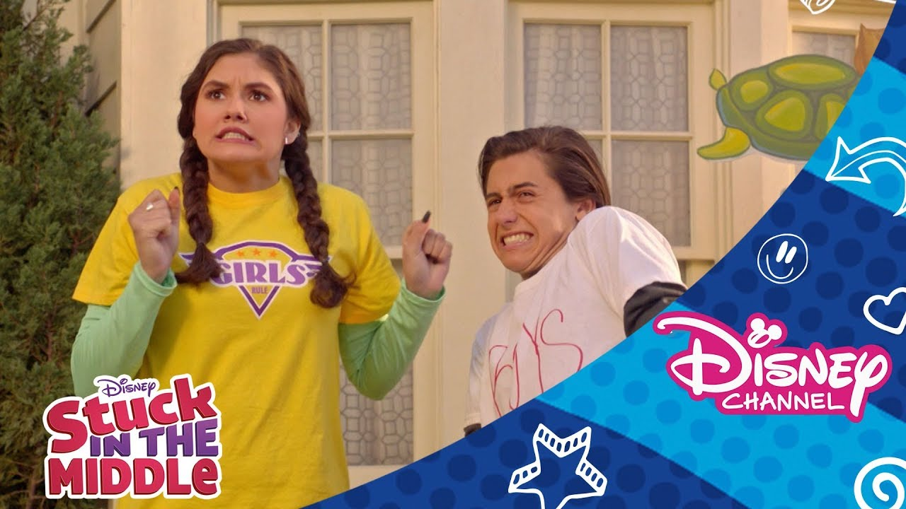 Download Diaz Challenge   Stuck in the Middle   Disney Channel Africa