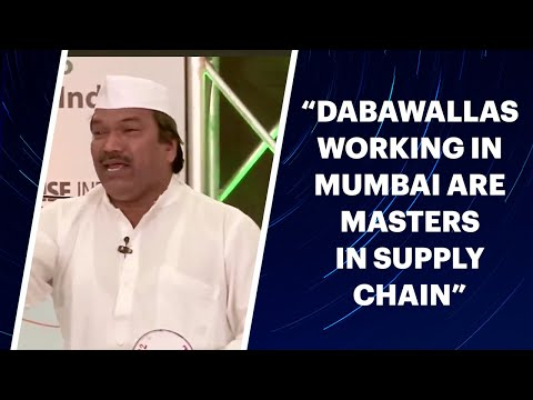 Dabawallas Working In Mumbai Are Masters In Supply Chain