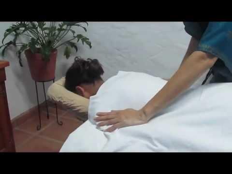 Técnicas de Masoterapia parte 1 - Lic. Teresita Beltrán