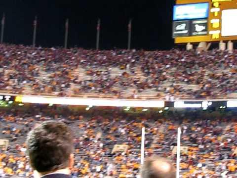 Alabama @ Tennessee -- October 25, 2008 -- Rammer Jammer