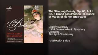 The Sleeping Beauty, Op. 66, Act I: No. 8 Grand pas d