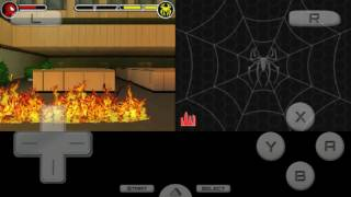Spider-Man 3 DS Walkthrough (1) (Intro and first mission)