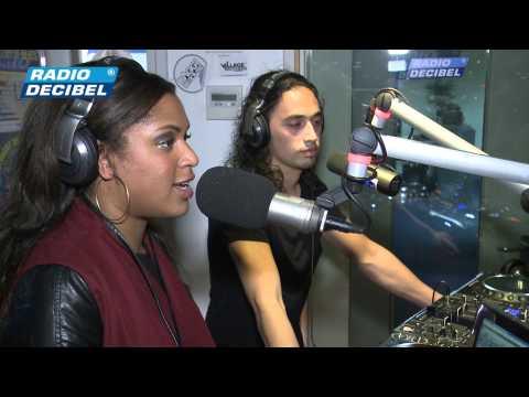 Jennifer Cooke en Andy Jones Bij Ministry Of Beats Op Radio Decibel