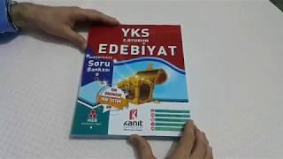 Kanıt Yayınları YKS 2. Oturum Edebiyat Hipertekst Soru Bankası