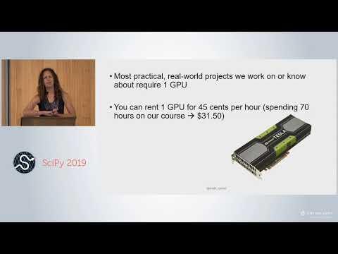 Keynote: The New Era In NLP | SciPy 2019 | Rachel Thomas