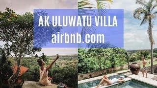 Gambar cover ULUWATU VILLA AK PANORAMIC VIEW 2 BR POOL - AIRBNB - HOMEAWAY