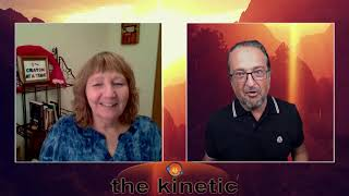 The KineticTV:  w/Guest Ruth Steel