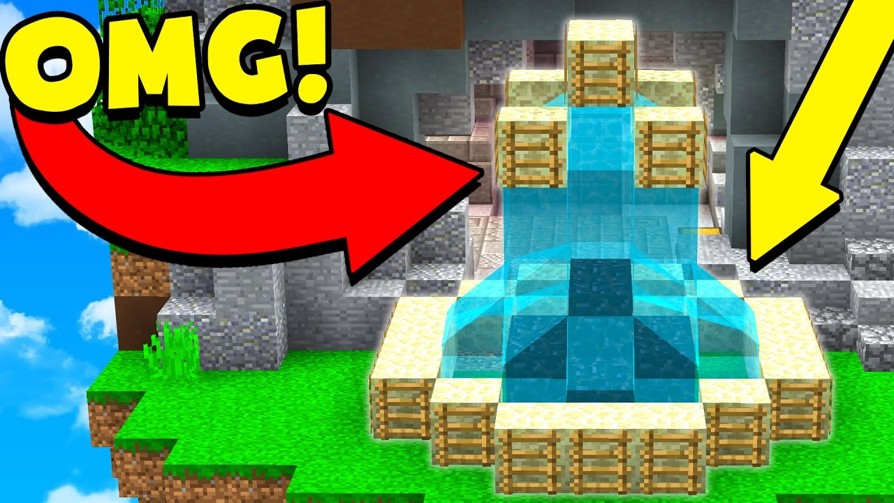 WORLDS BEST MINECRAFT BASE DEFENSE Minecraft BED WARS