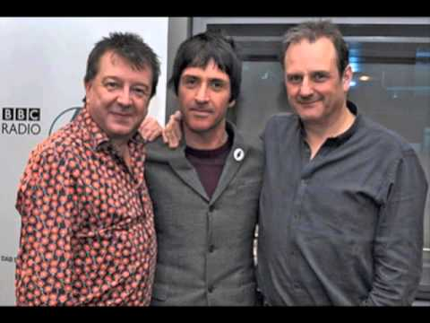 Johnny Marr Interview with Radcliffe & Maconie  18 Jan 2013