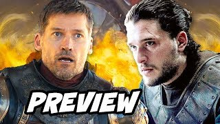 Game Of Thrones Season 8 Jaime Lannister Preview Breakdown