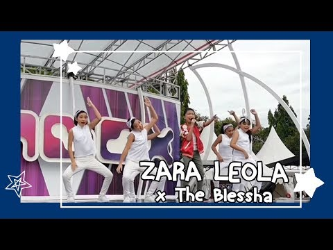 ZaraLeola x The Blessha