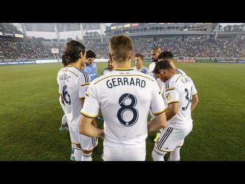On this day in 2015: Steven Gerrard made his MLS debut for the LA Galaxy