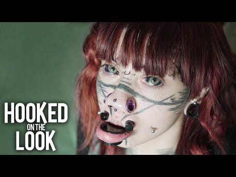 I Started My Extreme Body Mod Aged 11 | HOOKED ON THE LOOK