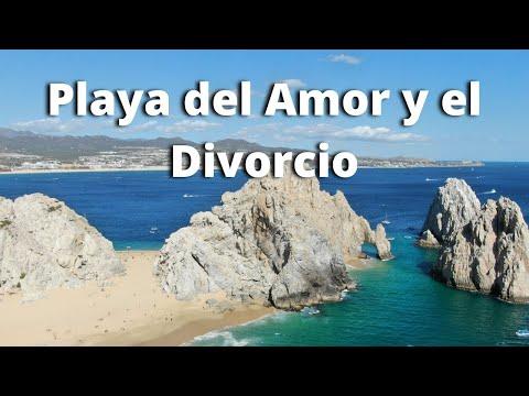 Playa del Amor y del Divorcio, Cabos San Lucas