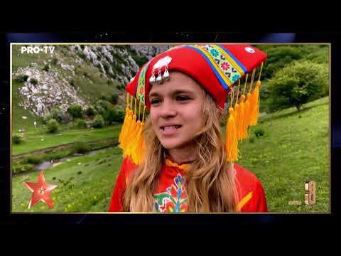 FINALA Românii au talent 2020: Siena Vușcan