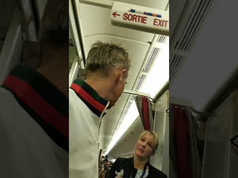 Алексей Панин и конфликт на Air France 17.03.20.Маврики. Часть 1🌸.
