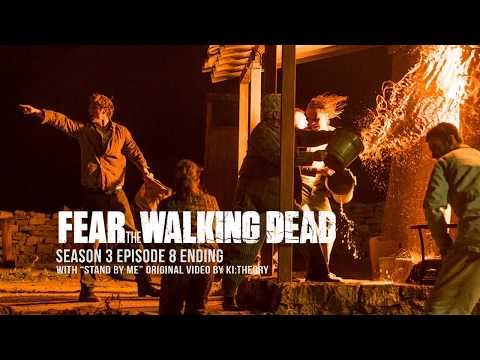 Fear The Walking Dead S3e08 Ending With Original