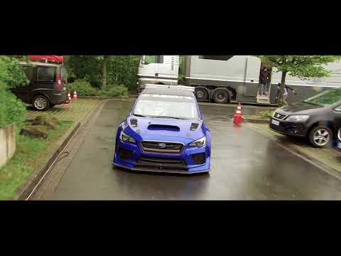 Behind the Scenes Subaru WRX STI Type RA NBR Special Nurburgring
