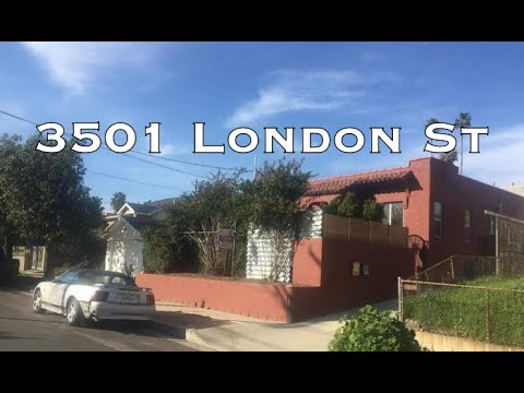 3501 London Duplex