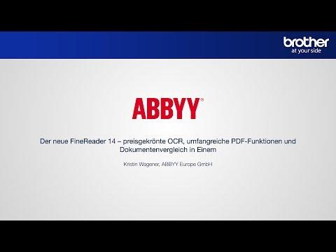 Der Neue ABBYY FineReader 14