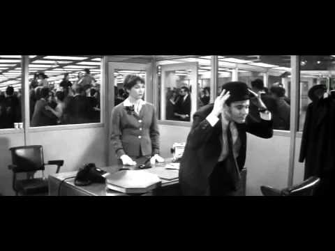 The Apartment (1960) - Office Party Scene