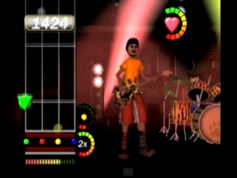 PopStar Guitar (Wii) - All American Rejects, Miley Cyrus, Blink 182 Trailer