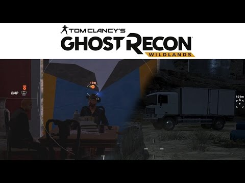 Ghost Recon Wildlands - The Agent and Bad Publicity