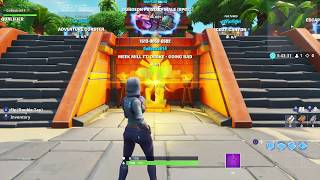 Meek Mill Ft. Drake - Going Bad using Fortnite Creative Music Blocks