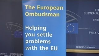 Complaints against EU institutions increase