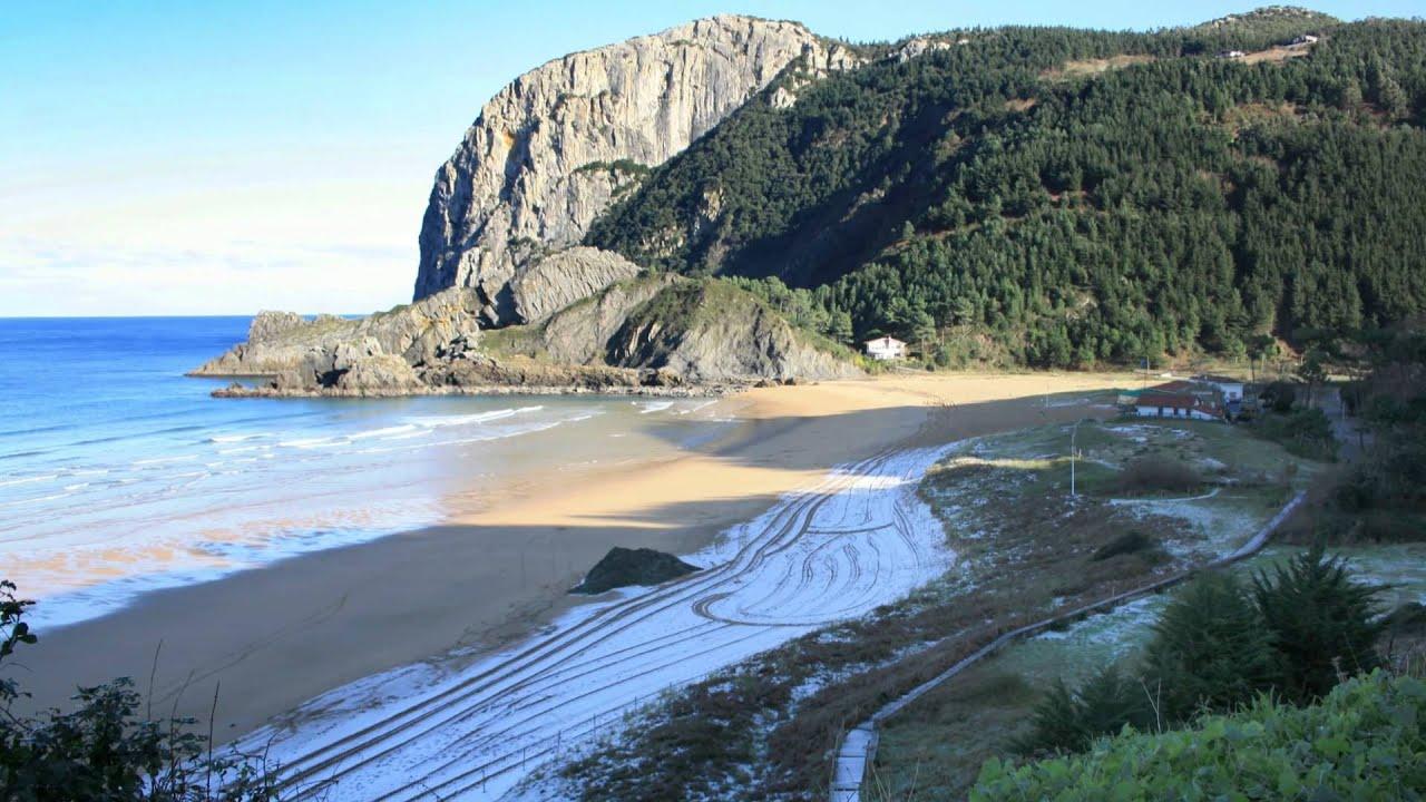 playas de bizkaia laga youtube
