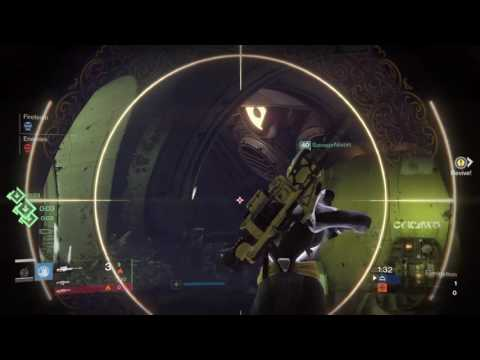 Elimination Sniper Mini-tage | Destiny TTK