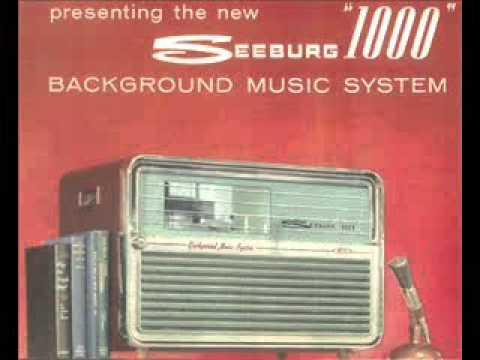 Seeburg 1000 Background Music  Part 1