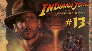 Indiana Jones and the Fate of Atlantis #13 - Las Ruinas de Knossos