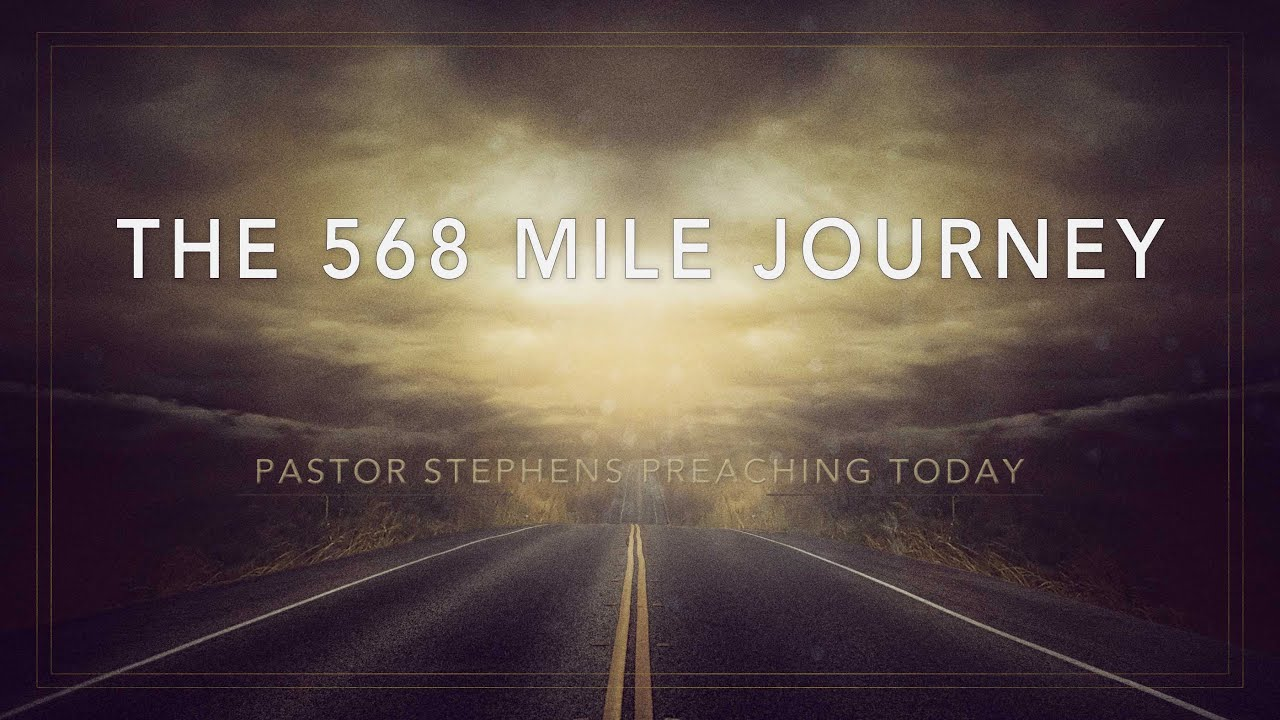 The 568 Mile Journey 02212016 The Door Christian