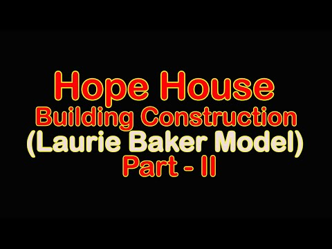 Hope house construction low cost feature rat trap bond for Brick home construction costs